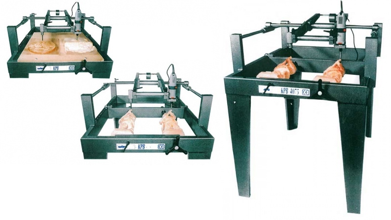 Kopierfräsmaschinen