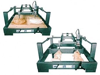 Schnitzmaschine – Kopierfräsmaschine